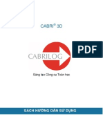 Hướng dẫn sử dụng Cabri 3D