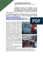 Construya Una bobinadora Manual de Alambre Con Contador Digital