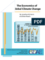 The Economics of Global Climate Change