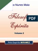 Miramez - Filosofia Espírita Vol 2