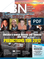 Jewish Business News - January 2012