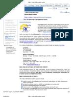 India - Public Information Center