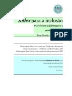 index para a inclusão
