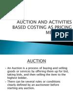 Auctions Presentation
