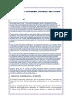 Las Inversiones Nacionales y Extranjeras Del Ecuador
