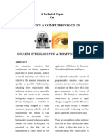 Robotics & Visions Warm Intelligence & Traffic Safety(2)