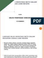 Delta f.w (c1c008005)- Lindung Nilai Investasi Luar Negeri