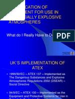 Atex Presentation
