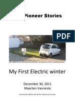 Electric Car user report 4