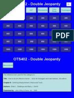 Ots402 Isa Part 2