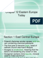 Chapter 12 Eastern Europe Today