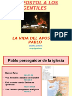 .La Vida Del Apostol Pablo