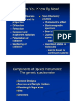 Components of Optical Instruments Chapter 7