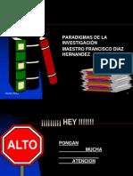 Paradigm As de La Educacion