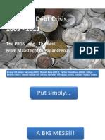 European Debt Crisis