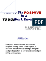 Attitude PPT