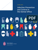RCDSO Infection Control