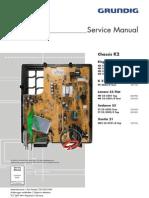 Grundig K2 Service Manual