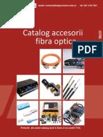 Catalog Accesorii Fibra Optica