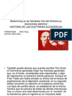 Historia de Las Doctrinas Economic As Eric Roll Sueco Parte 44
