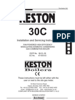 Keston 30C Manual