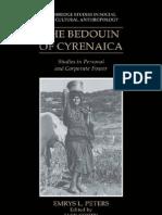 Bedouin of Cyrenaica