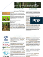 Green Schools Newsletter December 2011