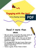 Active Reading Techniques