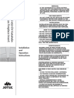 Manual GI 450 Katahdin 091104