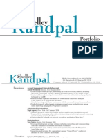 Shelley Kandpal Portfolio