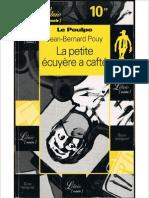 Le Poulpe - La Petite Ecuyere a Cafte - Jean-Bernard Pouy