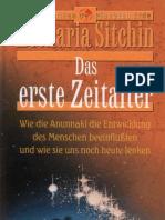 Zecharia Sitchin - Das Erste Zeitalter