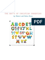 ABCs of Christian Parenting