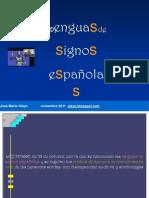 lengua de signos española