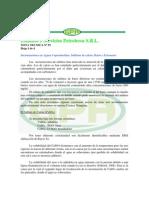 55. NOTA TECNICA Nº 55 - Incrustaciones de Sulfato en Aguas Coproducidas