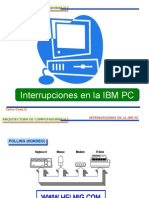 11-Interrupciones en La Ibm Pc