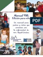 Manual VHL Edición infantil