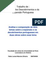 História dos descobrimentos e de Expansão Portuguesa 11Julho