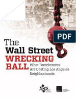 Wrecking Ball Rept. Foreclosure Costs LosAngeles_web