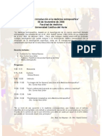Programa Curso Med Antroposófica