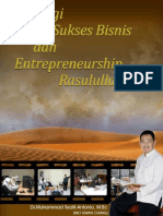 Sukses Bisnis Rasulullah SAW