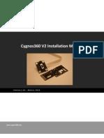 Cygnos360V2_InstallationManual_V1.04