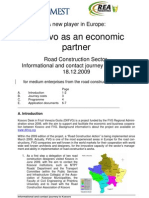 Business Delegation Program Kosovo -15 18 Dec- - Final