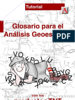 Glosario Para Análisis Geoespacial