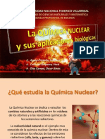 Quimica Nuclear - Expo