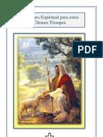 Armadura espiritual para estos últimos tiempos (libro) castizo