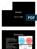 Gender Lecture