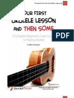 Primera Leccion de Ukelele
