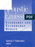 Acoustic Emission - Standards and Technology Update