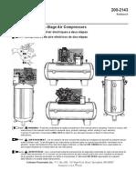 Sanborn Operators Manual Two Stage